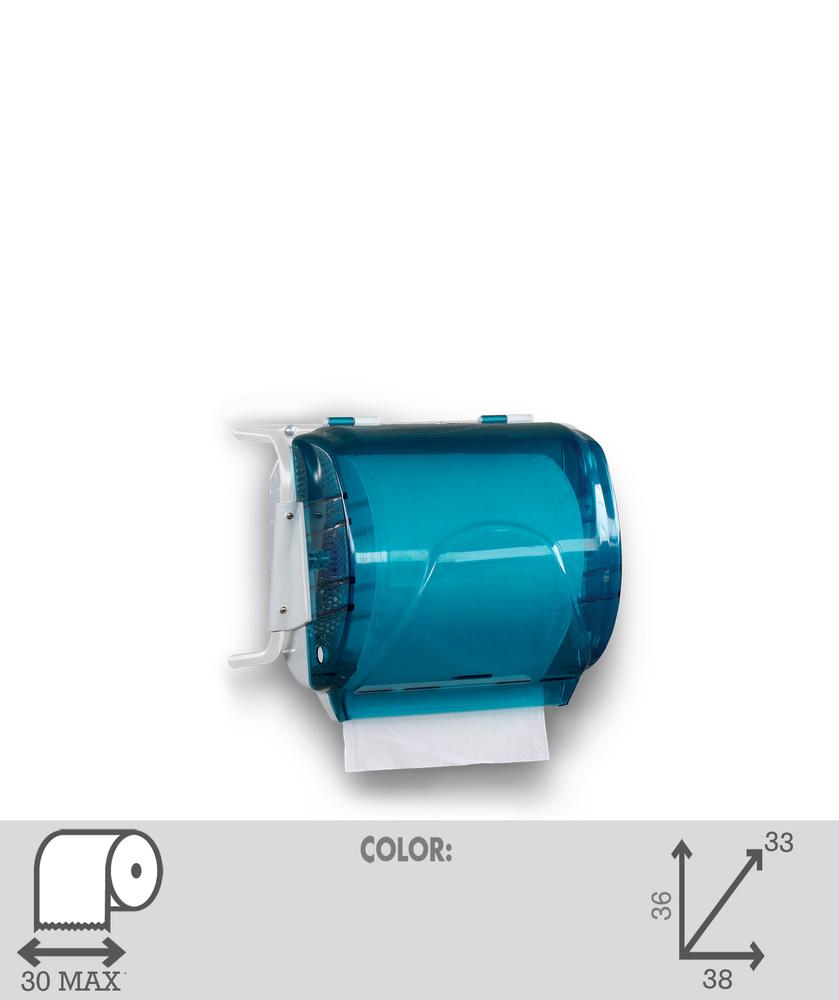 Art. 130 Portarotolo per rotoli carta industriale - 1