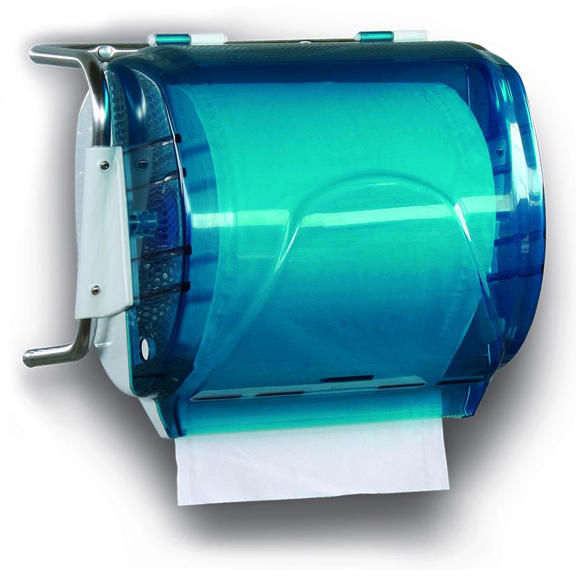 Art. 135 Dispenser carta rotolo industriale carenato - 2
