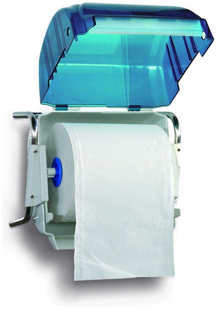 Art. 135 Dispenser carta rotolo industriale carenato - 3