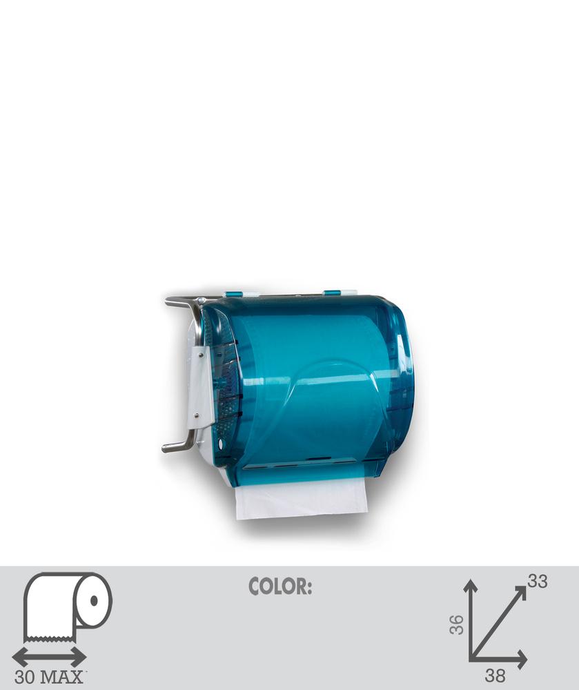 Art. 135 Dispenser carta rotolo industriale carenato - 1