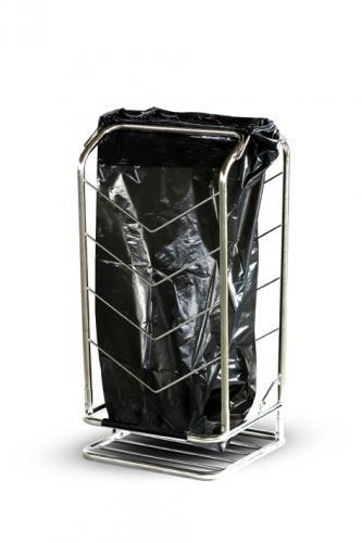Carrello porta sacco per rifiuti a pedale. Art. 95 - 1