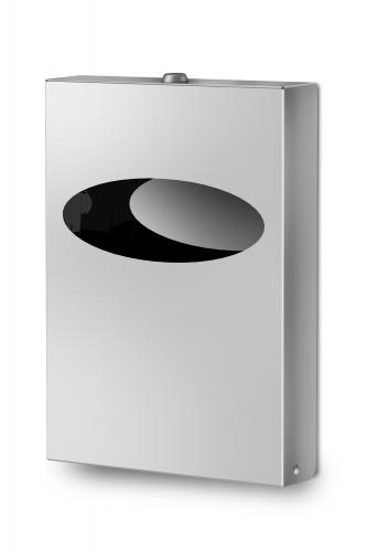 Toilet seat cover dispenser.. Art. 56 - 1