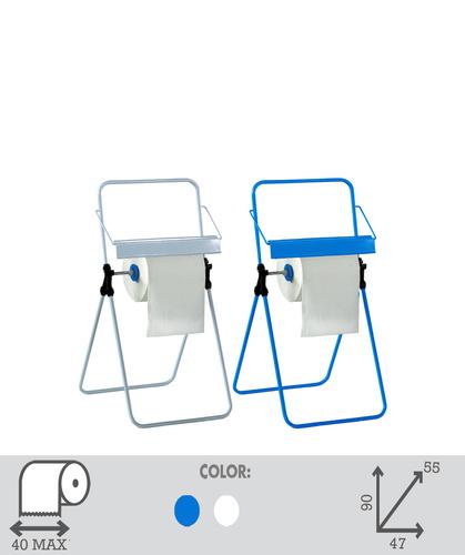 Floor dispenser