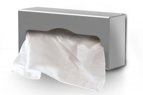 Paper tissue dispenser. Art. 51