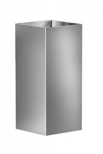 Trash can in stainless steel 12 liters. Article 172
